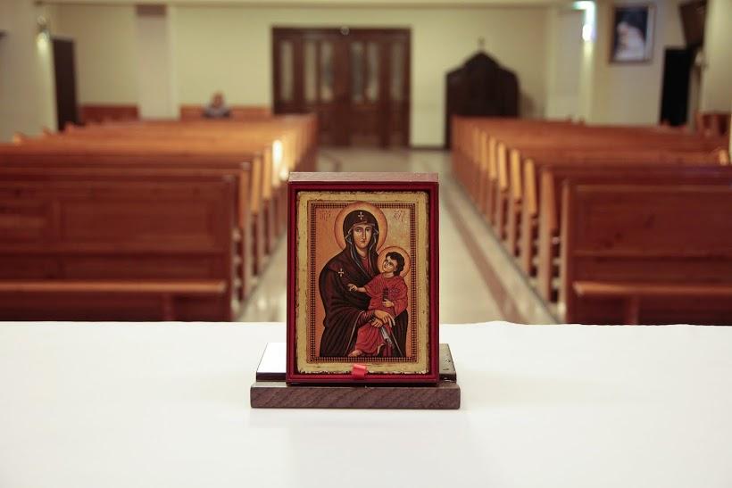 parafialna sztafeta modlitwy – obrazu