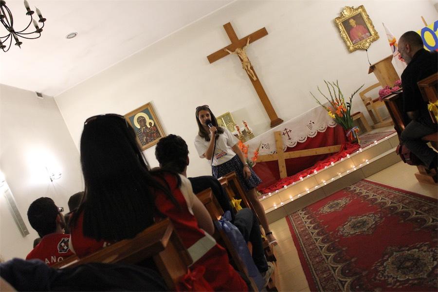 Gniezno – pielgrzymi z Libanu.