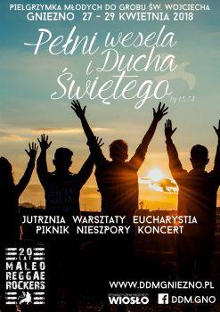 Diecezjalne Święto Młodych – Wojciech 2018