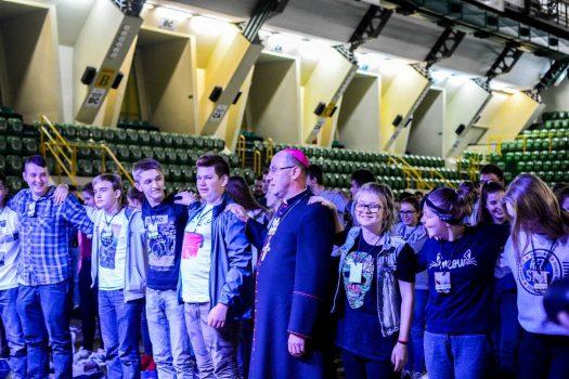 Spotkanie Młodych z okazji wspomnienia św. Stanisława Kostki