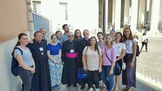 Świadectwo Dominiki z pielgrzymki do Rzymu, podczas Synodu o Młodych