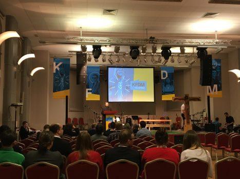 Krajowe Forum Duszpasterstwa Młodzieży 2018